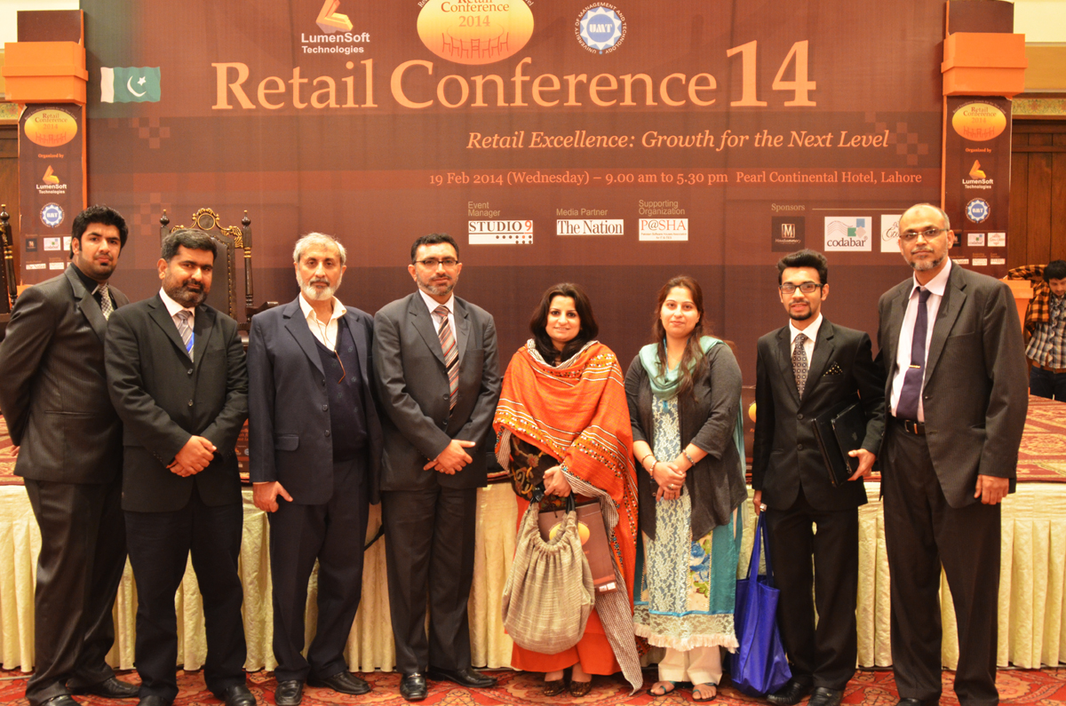 Retail Conference 2014