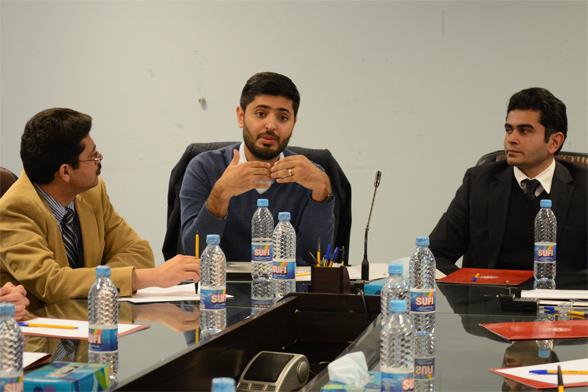 Professor Asad speaks at Heidelberg University, Germany
