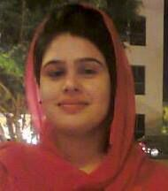 Ms. Mariam Khizer (MA Special Education)
