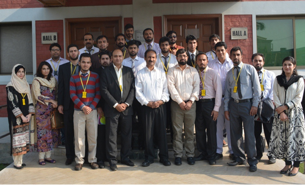 SBE organized an Industrial Tour to Nestle factory