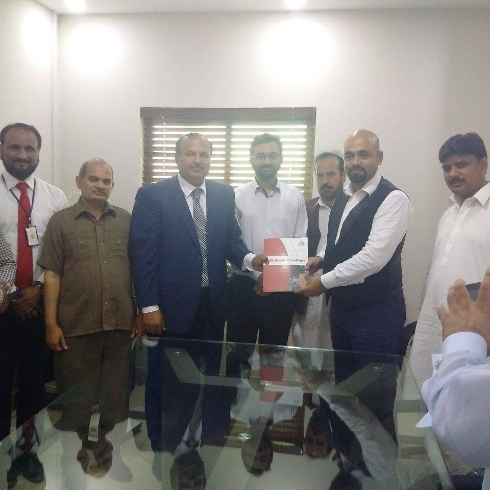 ILM Group of Colleges Inks MoU for Mianwali