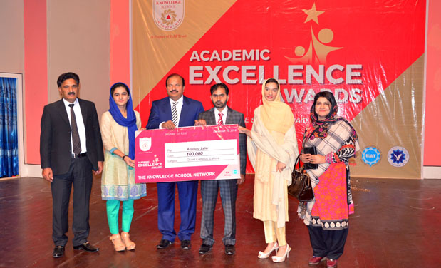 TKS Organizes Academic Excellence Awards