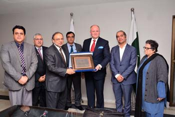 UMT Becomes Exclusive Education Partner of Finland Pakistan Business Council for 2017