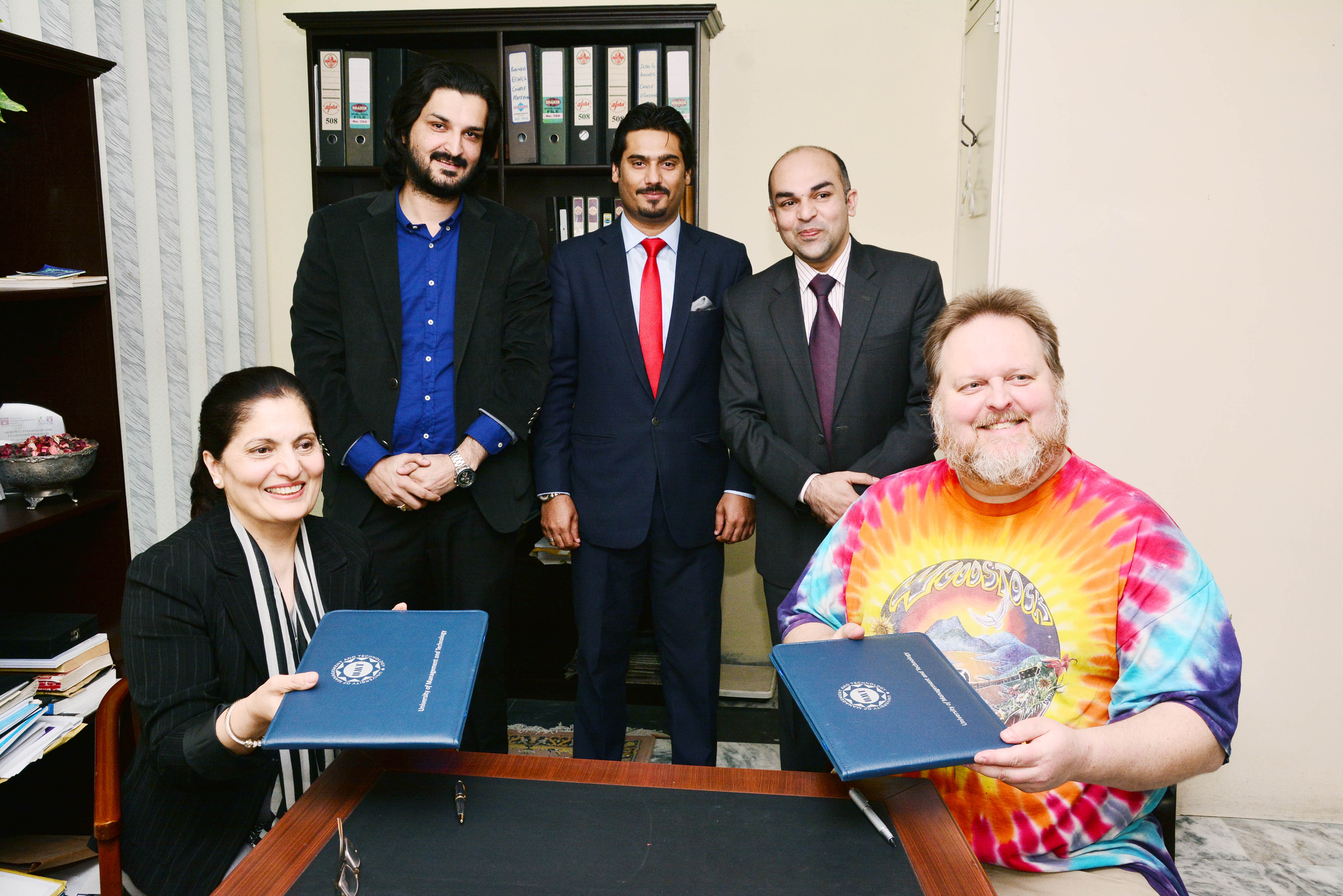 UMT and CDRS Sign MoU for Joint Youth and Social Development Projects