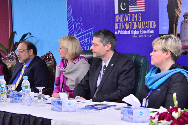 CTL Organizes Conference on Innovation and Internationalization in Pakistani Higher Education