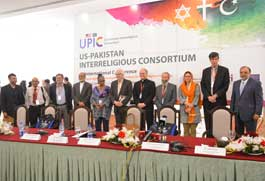 Closing Ceremony of the UPIC Conference on Building Bridges: Discovering the Foundations for Interreligious Harmony