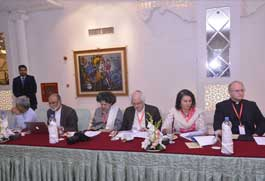 Speakers Emphasize Coexistence and Tolerance on 3rd Day of UPIC Conference