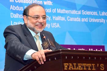 UMT International Conference on Pure and Applied Mathematics (UICPAM) Inaugural Session