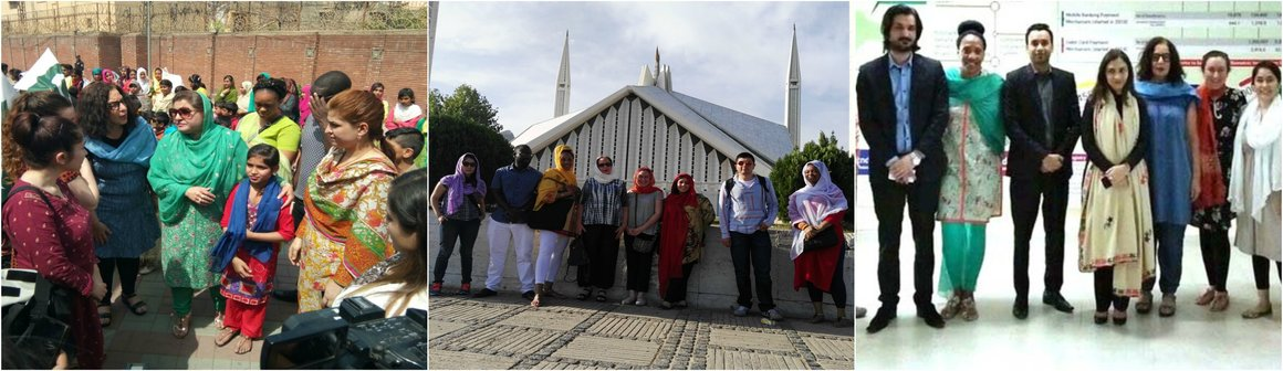 Study/Cultural Tour of Student Delegation from NEIU, Chicago
