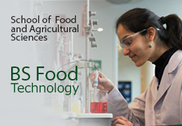 BS Food Science and Technology