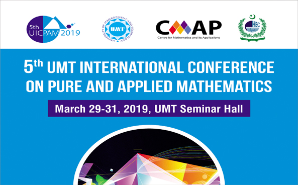 5th UMT International Conference on Pure and Applied Mathematics