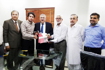 ILM Group of Colleges inks another MoU for Faisalabad