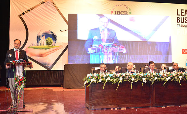 Pakistan is Next Emerging Economy in Asia: Ahsan Iqbal, Chief Guest IBCE and Federal Minister