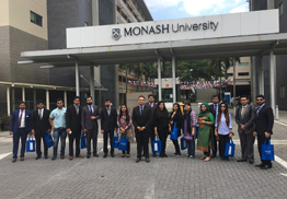 SBE Students Visit Malaysia on Study Tour