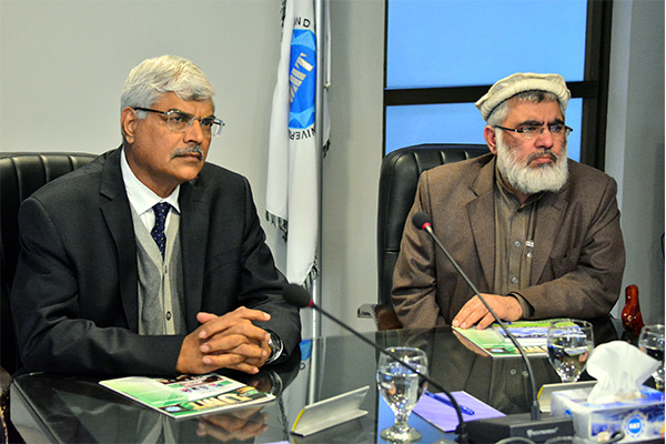 Delegation from Salam University, Afghanistan, Visits UMT for Collaboration Opportunities