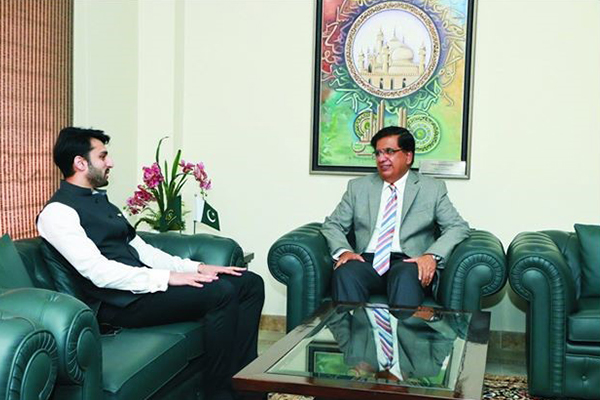 Vice Chancellor University of Education meets President UMT