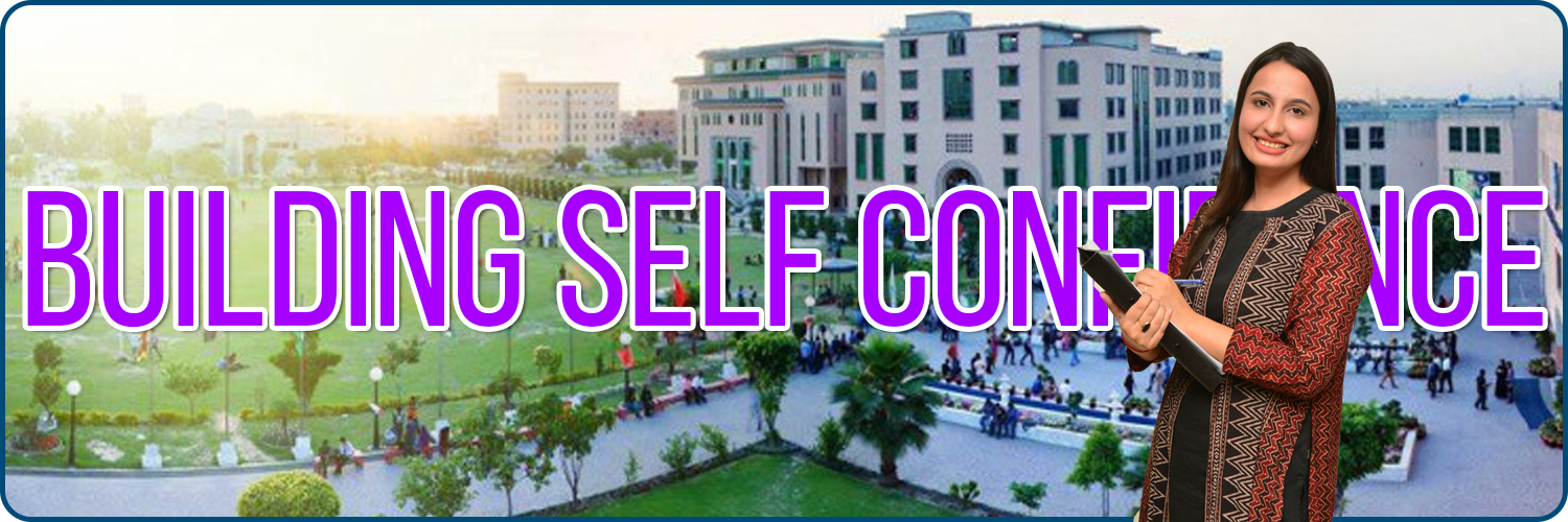 One-Day Workshop on Building Self Confidence