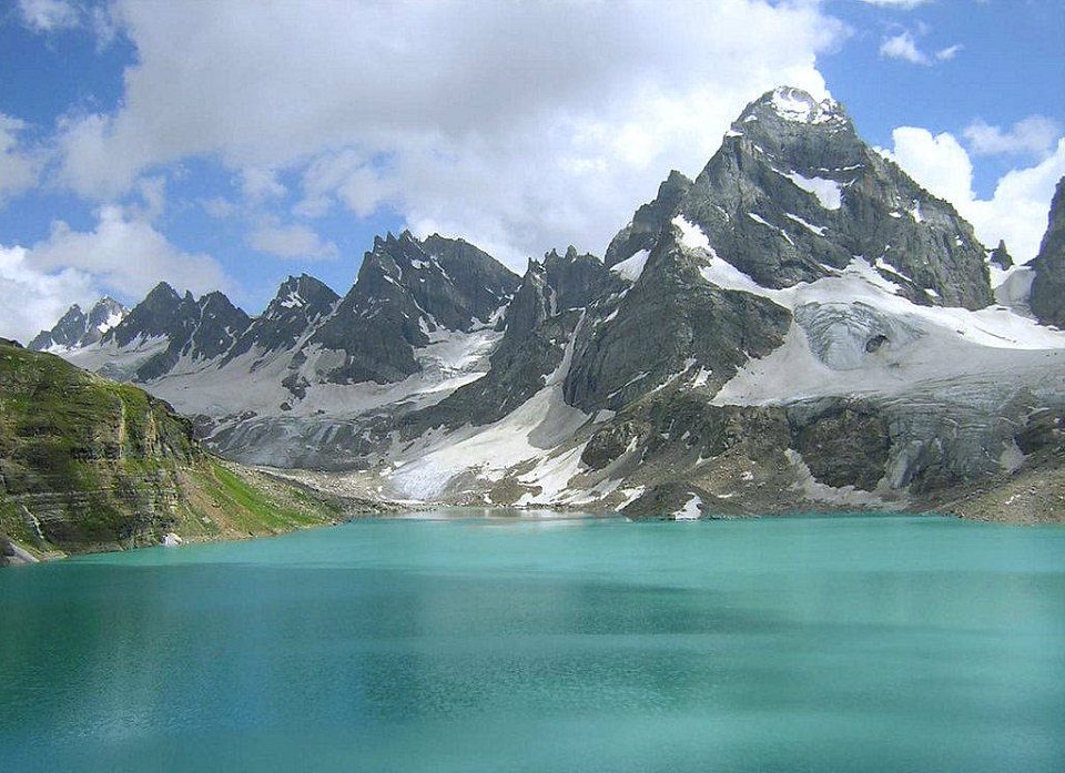 Saiful Muluk: Located in the Mansehra District KPK, elevation 3,224 m (10,578 feet) above sea level