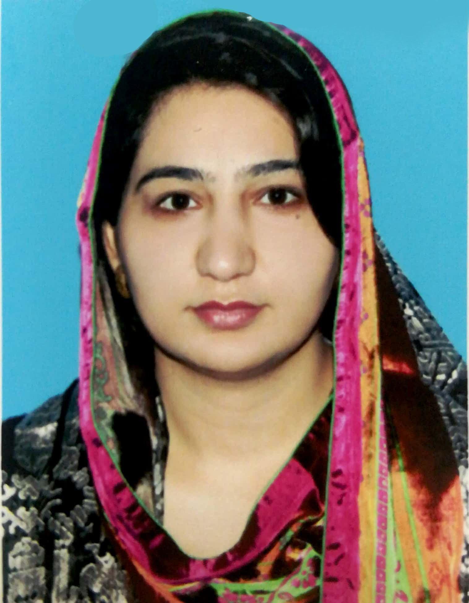 Kinza Mehr Awan