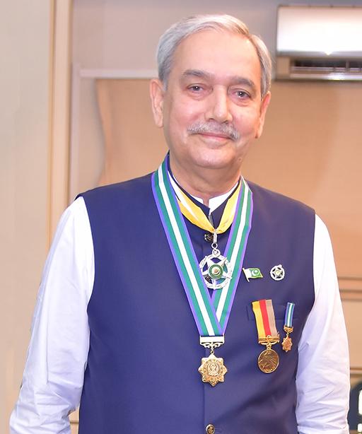 Prof Dr Muhammad Zafarullah Khan SI